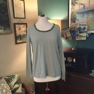 Anthropologie Tops - Anthropologie Comme Toi blouse